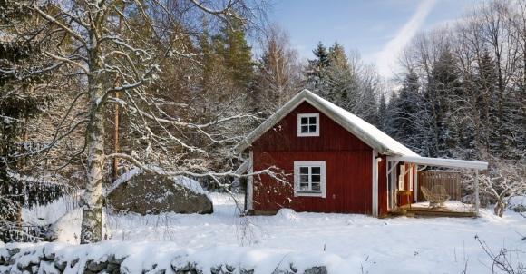 Winterurlaub in Schweden fotolia © Piotr Wawrzyniuk