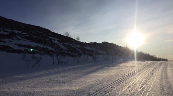 Bruksvallarna bei Funäsdalen in Schweden
